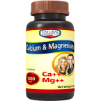 Natural Elements Calcium & Magnesium